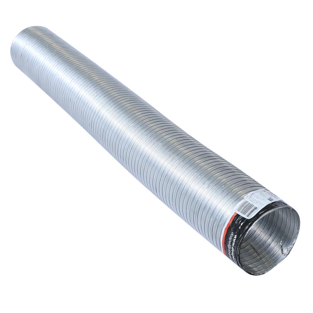 Tub flexibil aluminiu 125 mm