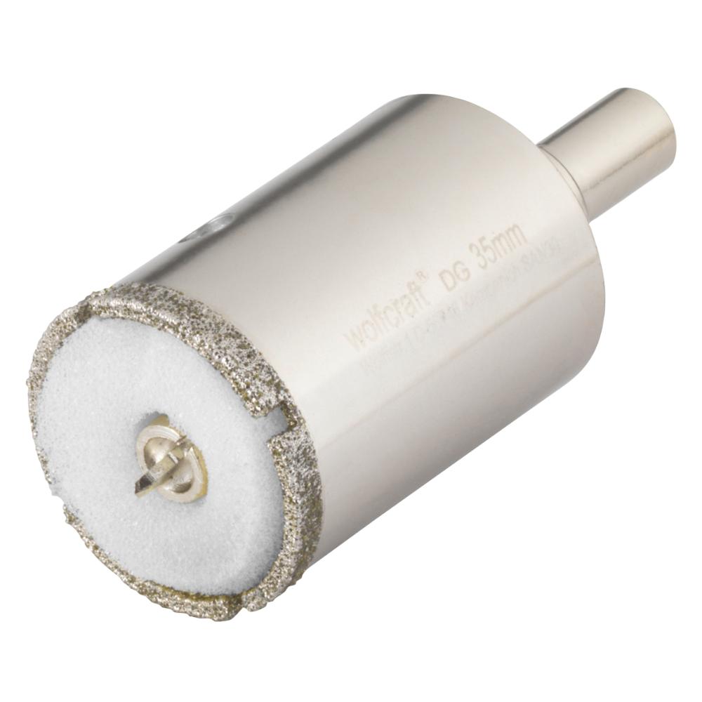 Coroana Diamantata D 35 mm Pentru Ceramica mathaus 2021