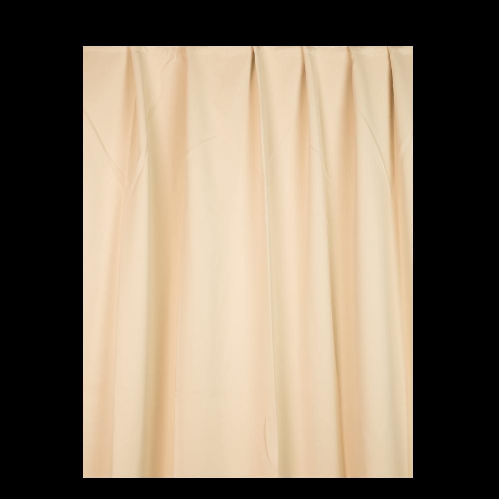 Draperie Verdunklungsschal 2250 bej, 145x245 cm