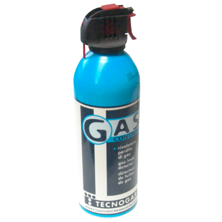 Spray detectare scurgeri gaz HGT, aluminiu, albastru, 400 ml mathaus 2021