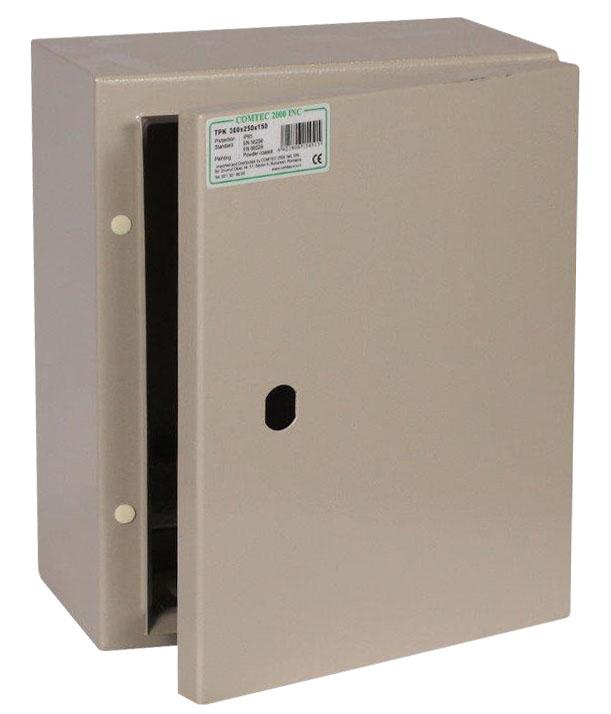 Dulap metalic TMP-TPK 300 x 250 x 150+contrapanou