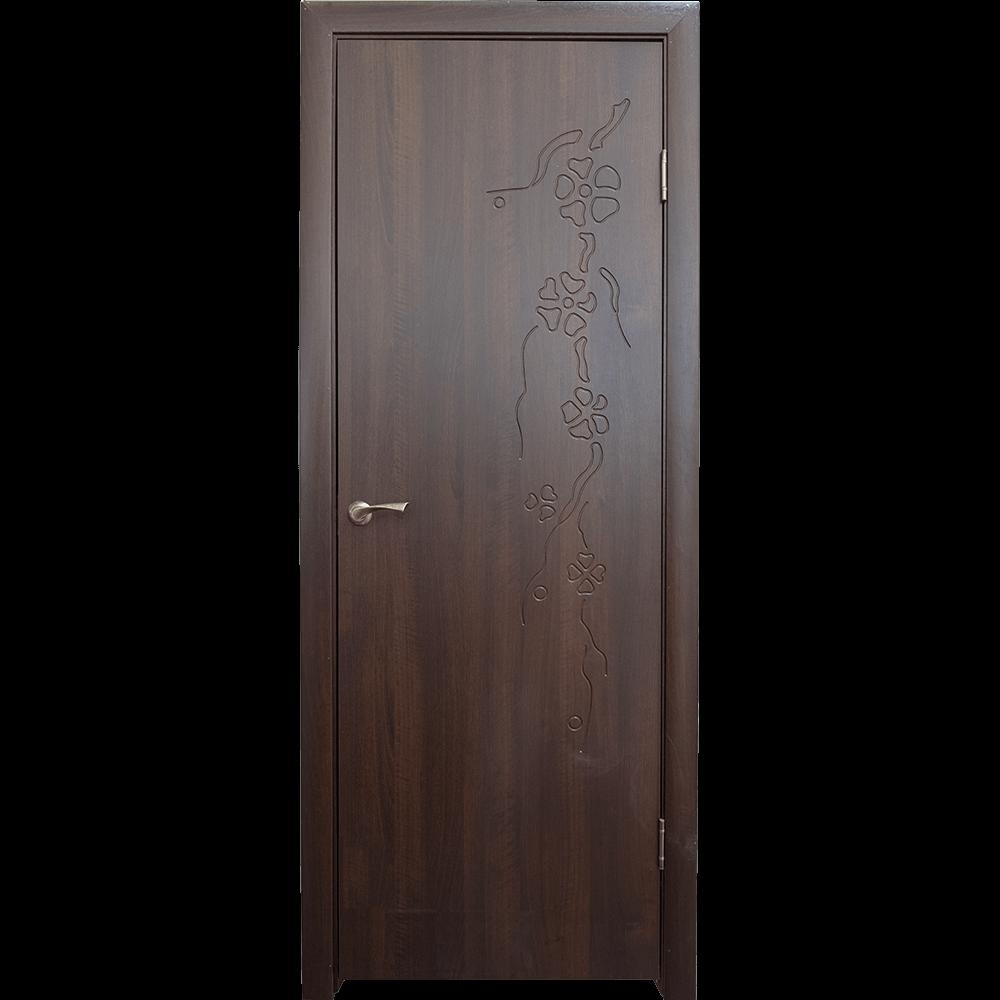Usa de interior reversibila Kolori, castan, 200 x 70 x 3,4 cm mathaus 2021