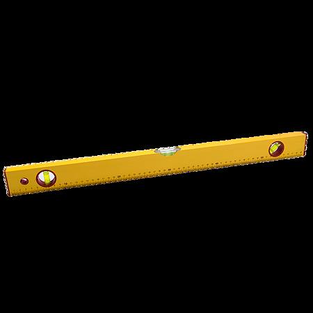Nivela cu bula Top Tools tip 400, cu 3 indicatori, din aluminiu, 600 mm