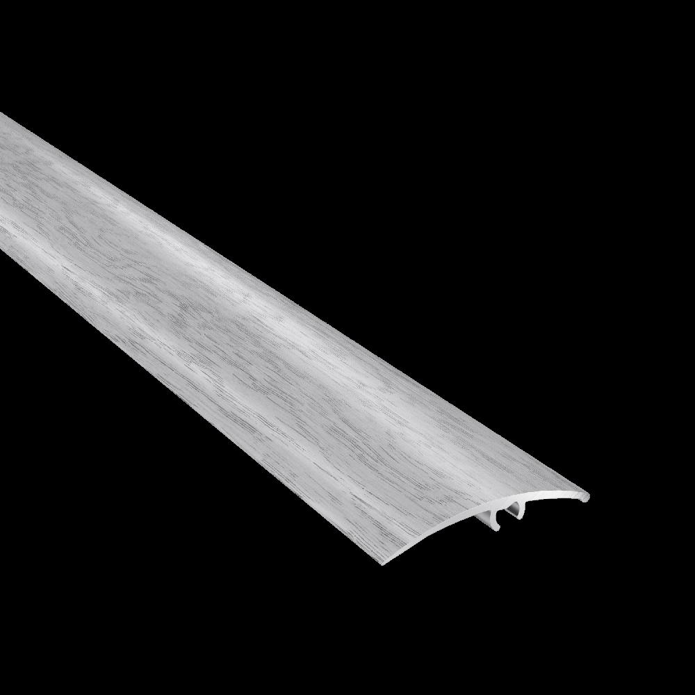 Profil de trecere cu diferenta de nivel, SM3, Stejar zapada, 186 cm imagine MatHaus