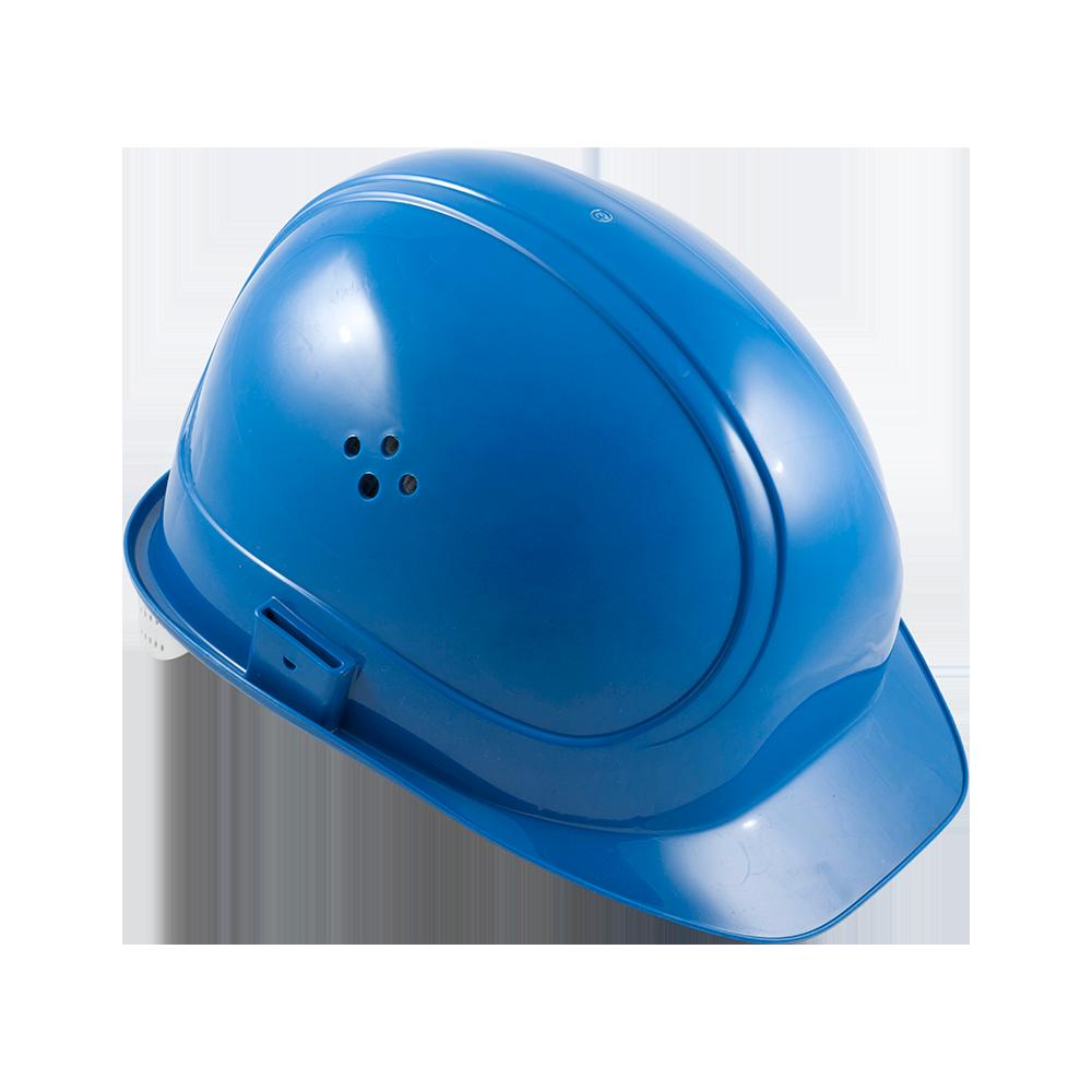 Casca de protectie cu suspensie Zirco 2680 A, plastic, fixare in 6 puncte, albastra imagine MatHaus.ro
