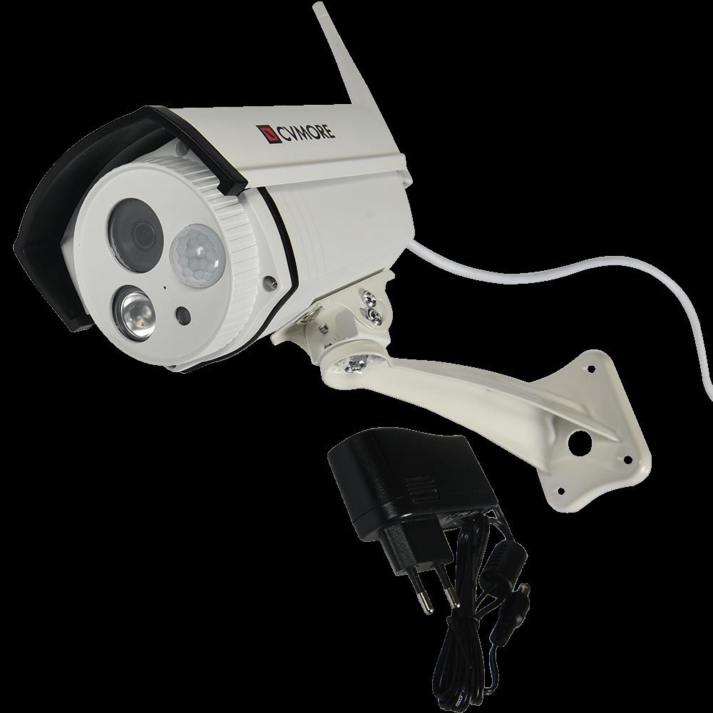 Camera de supraveghere IP66 CVMORE Bullet, infrarosu, senzor miscare, exterior