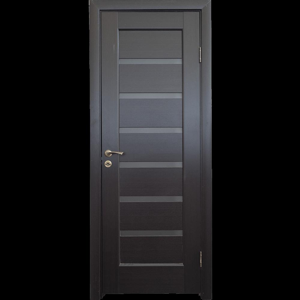 Usa de interior reversibila din MDF wedge Nostra Linneya 200x80x4 cm imagine MatHaus.ro