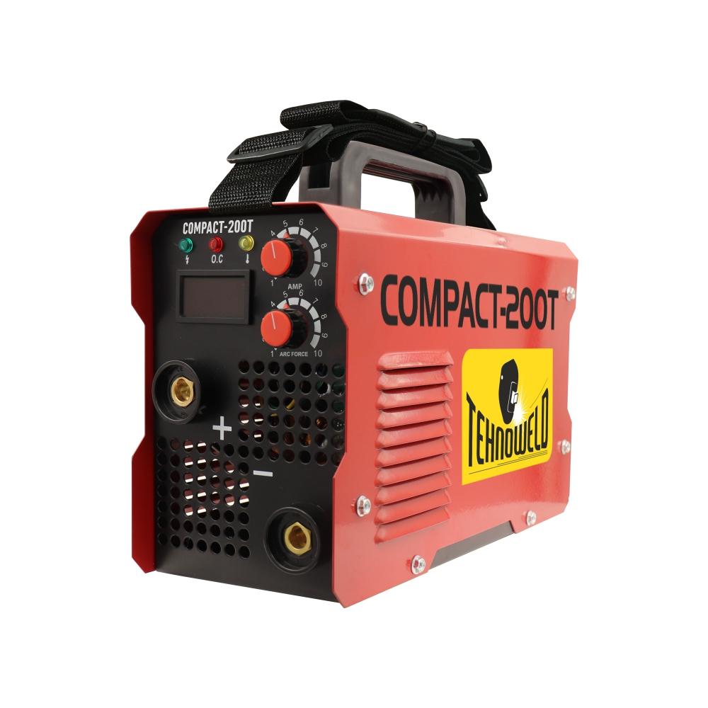 Invertor sudura Tehnoweld COMPACT 200T, monofazat, 230 V mathaus 2021