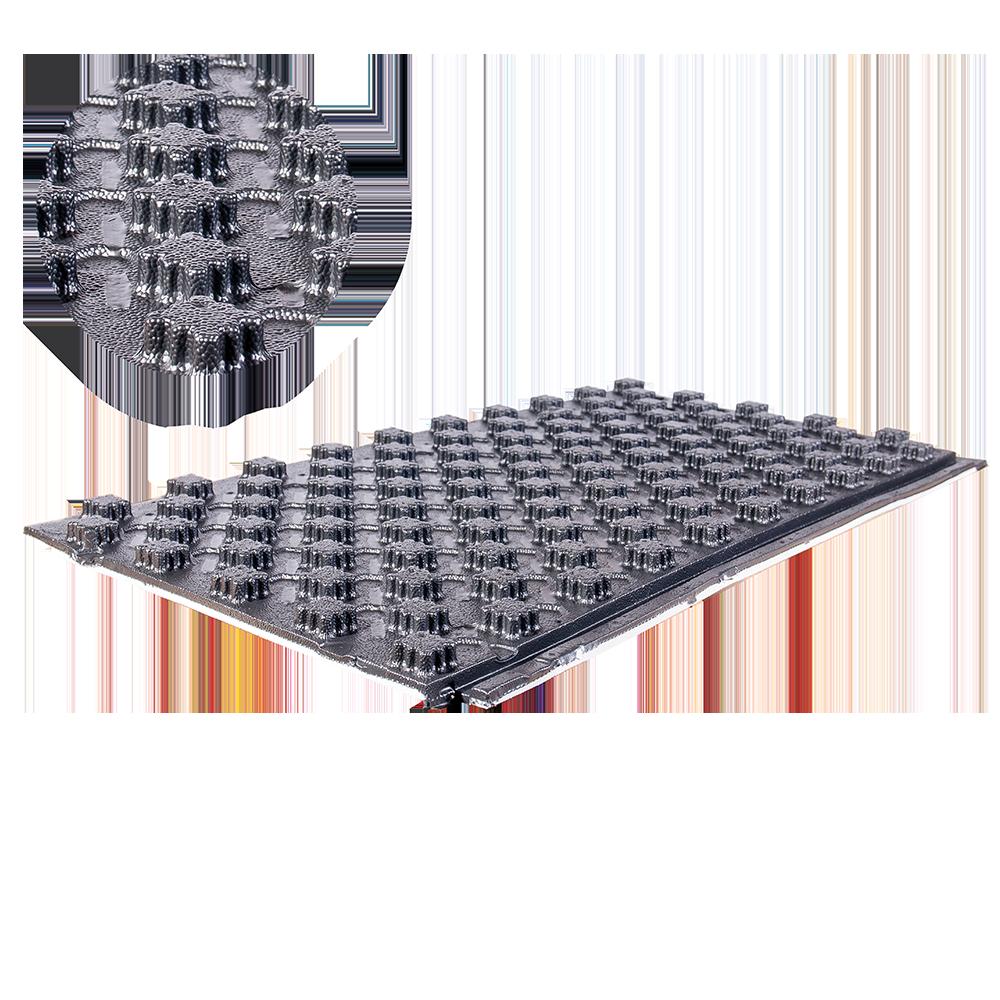 Placa cu nuturi Purmo Nopjjet, 20 mm, negru, 7.5 mp mathaus 2021
