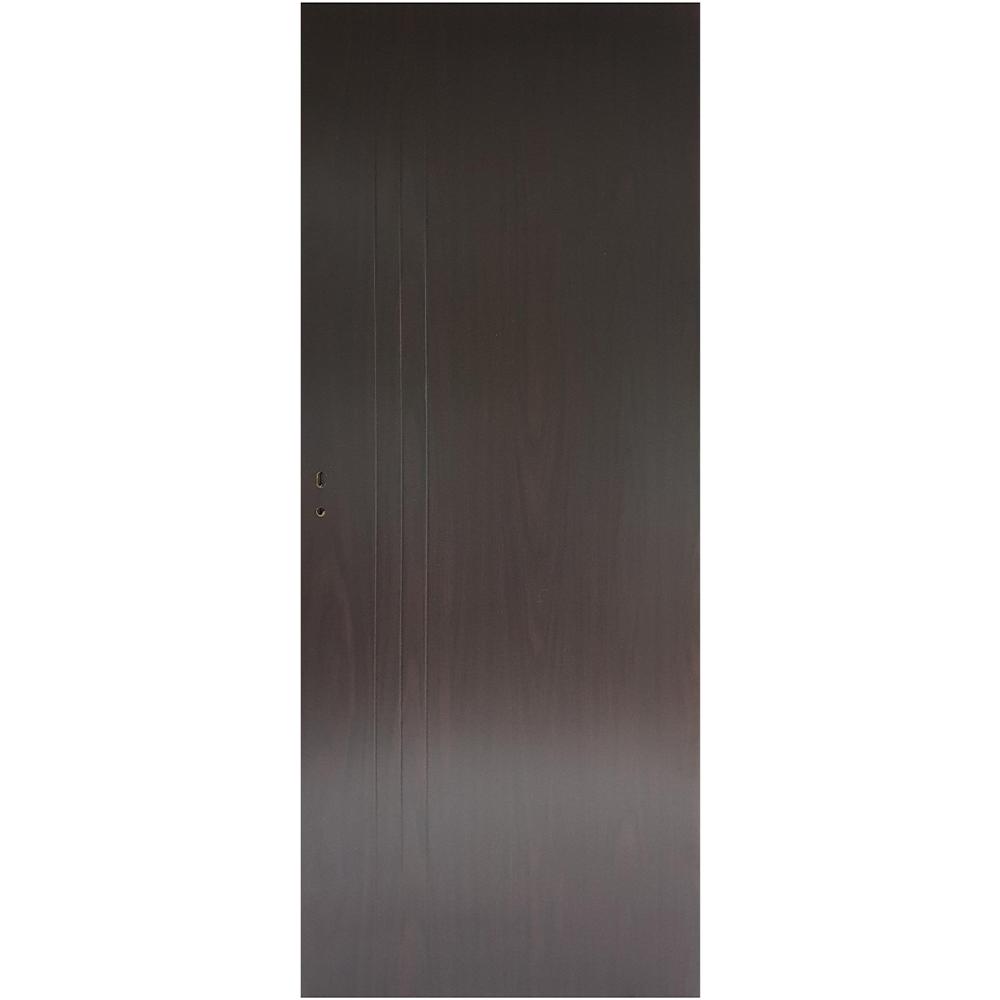 Usa interior plina Pamate M050, wenge, 203 x 60 x 3,5 cm + toc 10 cm, reversibila