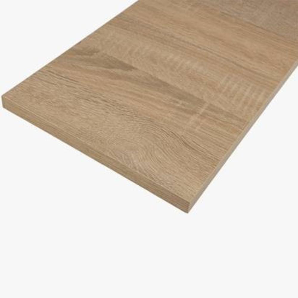 Polita Sonoma din pal melaminat stejar, 119 x 28 cm mathaus 2021