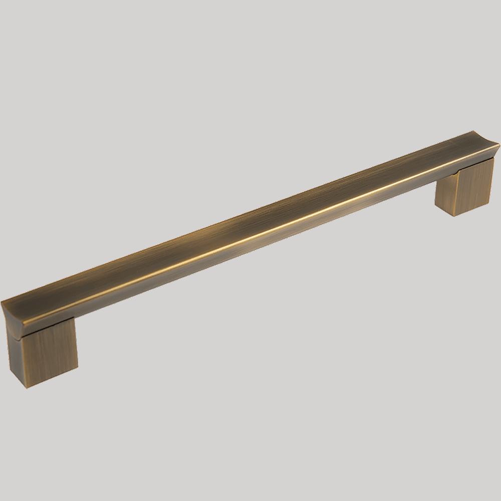 Maner aluminiu AA627 192 mm, alama antichizata mathaus 2021