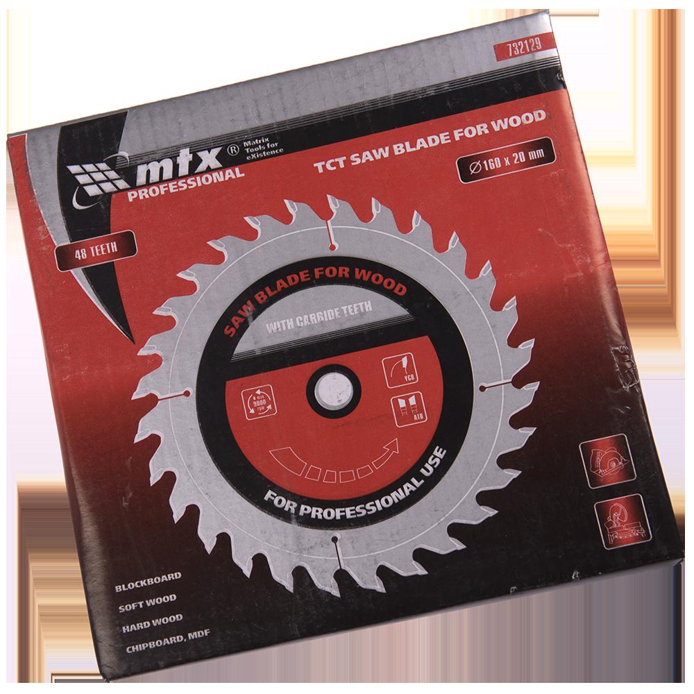 Disc Lemn 160 X 20 mm 36 Dinti Mtx imagine 2021 mathaus