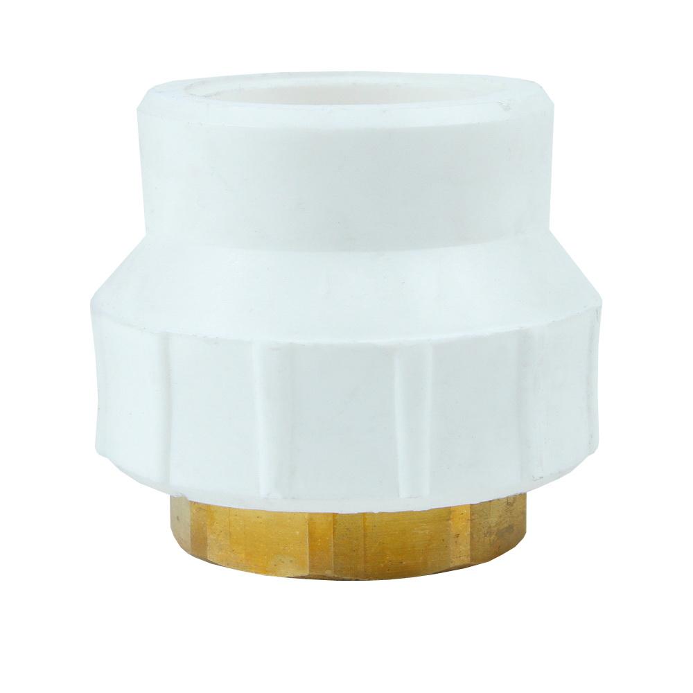 Mufa PP-R FI Supratherm, 40 mm x 1 1/4 inch imagine 2021 mathaus