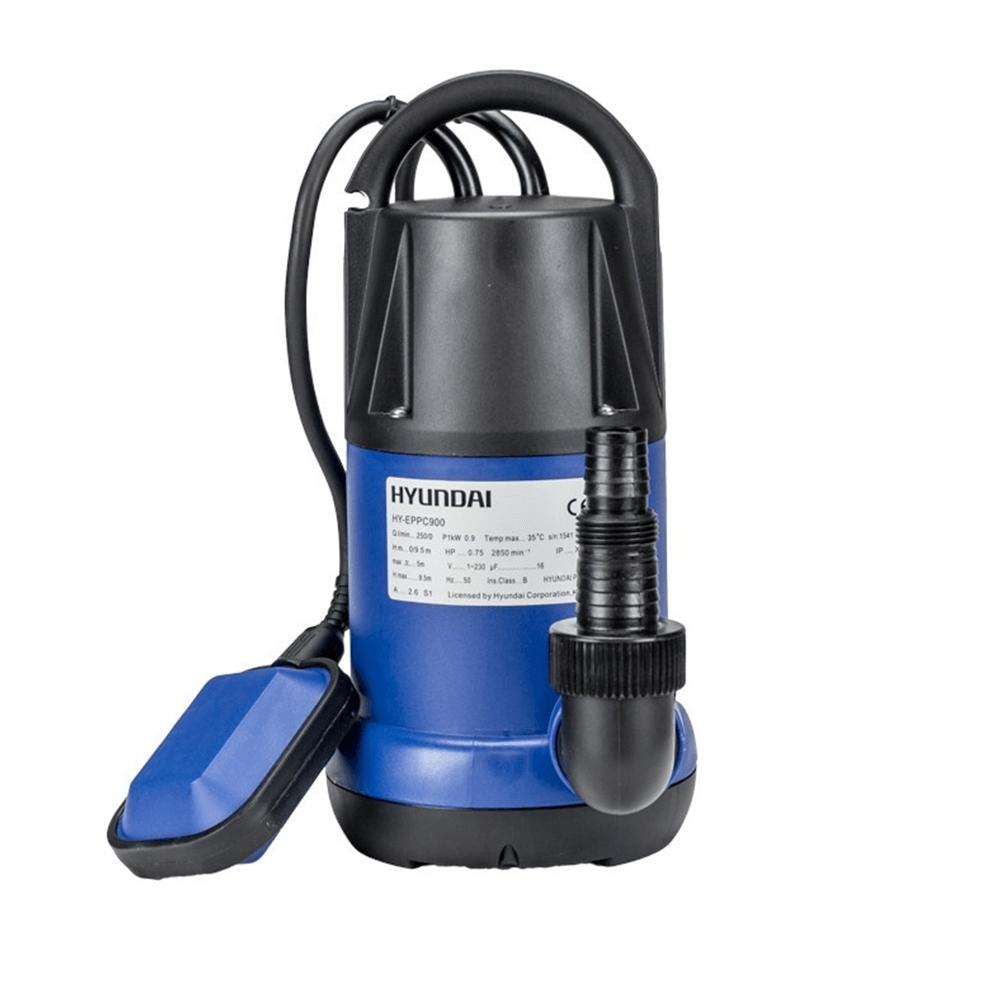 Pompa submersibila Hyundai HY-EPPC900, 900 W, 260 l/min, 6 kg imagine MatHaus.ro