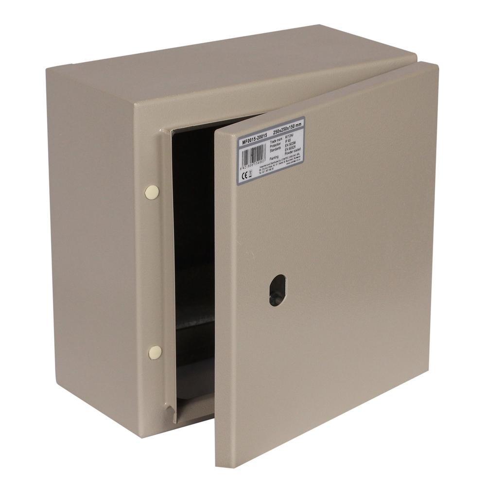Dulap metalic TMP-TPK 250x250x150+ contrapanou imagine MatHaus.ro