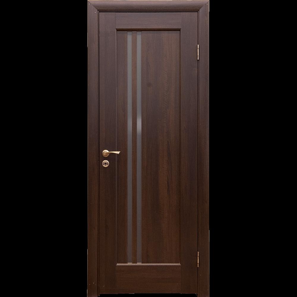 Usa de interior, castan, Nostra Dellita, 2000x700x40 mm imagine MatHaus.ro