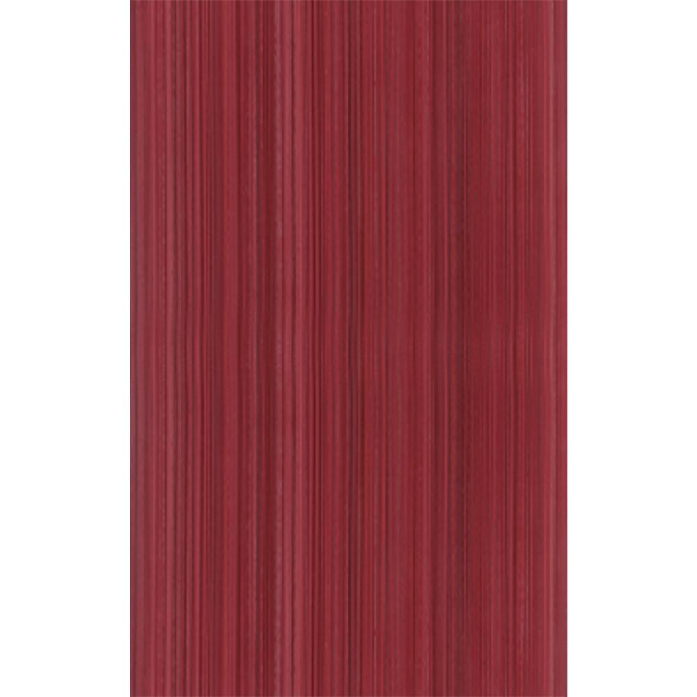 Faianta Kai Ceramics Sorel, bordo, aspect modern cu dungi, lucioasa, 25 x 40 cm imagine MatHaus.ro