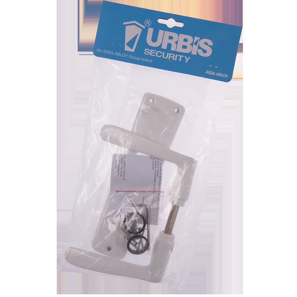 Maner cu silduri pentru cheie, alb, 54 mm