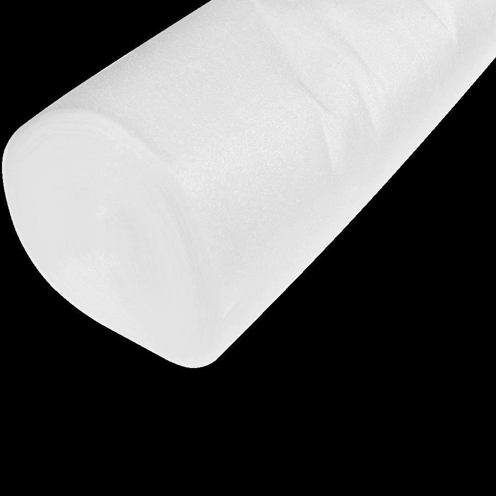 Folie din polietilena expandata, alb, 1 mm, 1 x 30 m imagine MatHaus