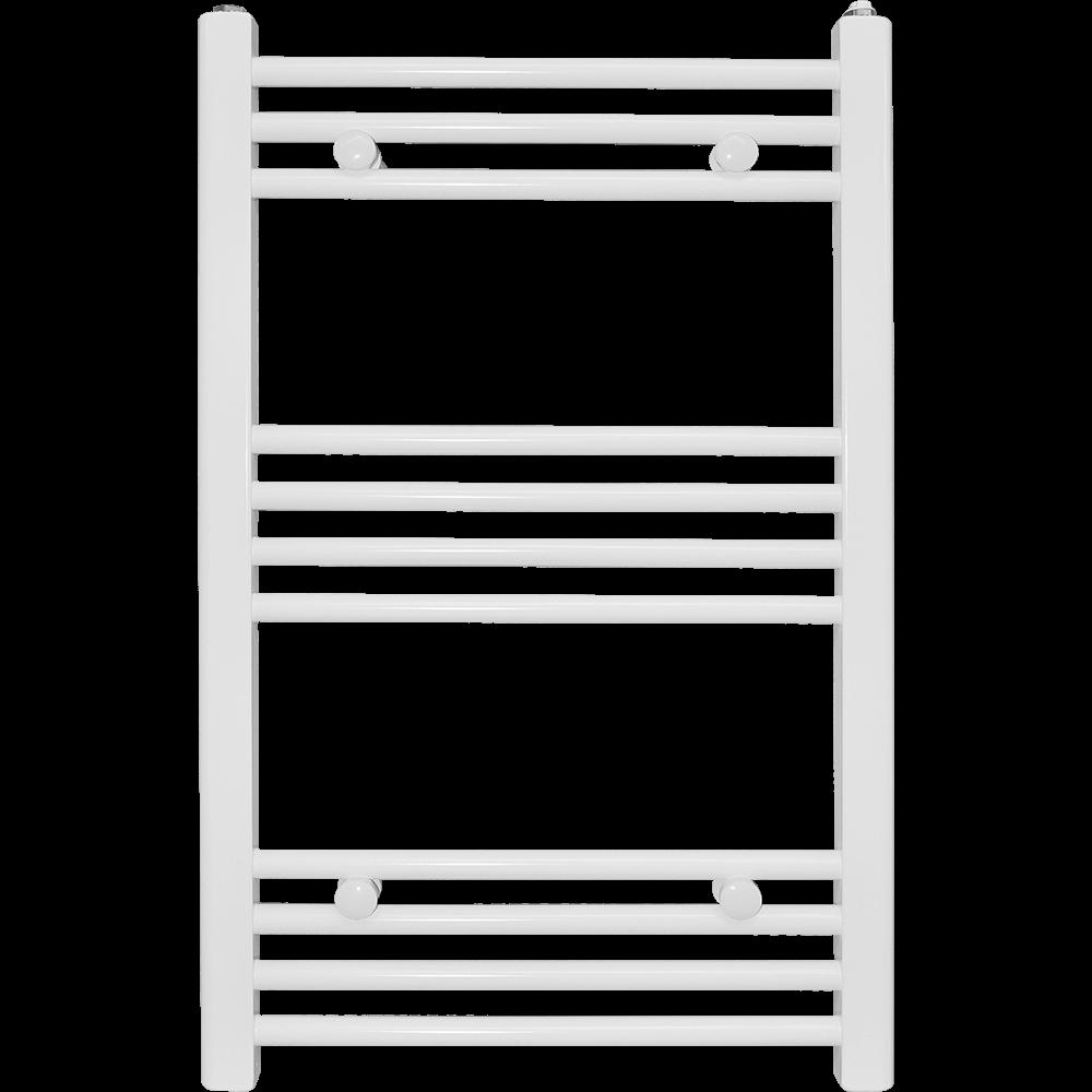 Calorifer baie Hirapan, portprosop, alb, drept, 600 x 800 mm mathaus 2021