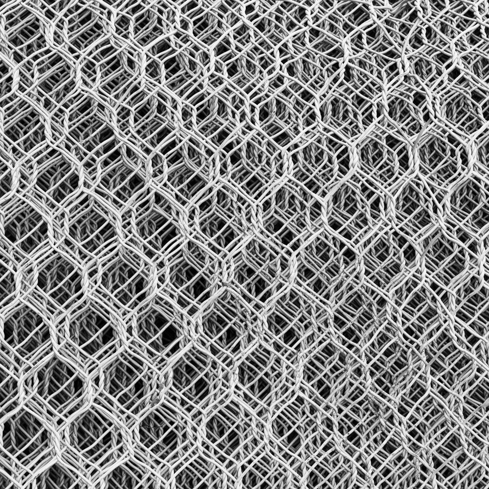 Plasa Rabitz, otel zincat, D fir 0,8 mm, 1 x 25 m rola
