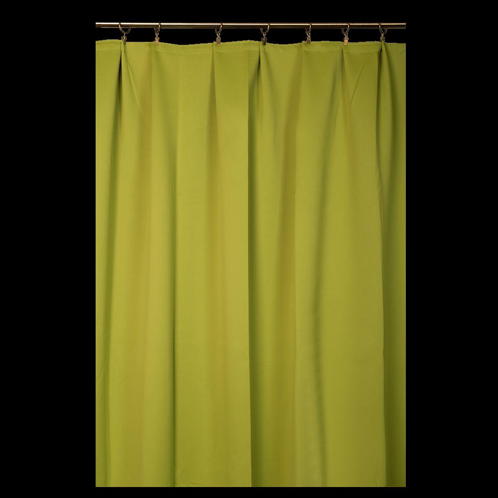 Draperie Verdunklungsschal 2250 verde, 145 x 245 cm