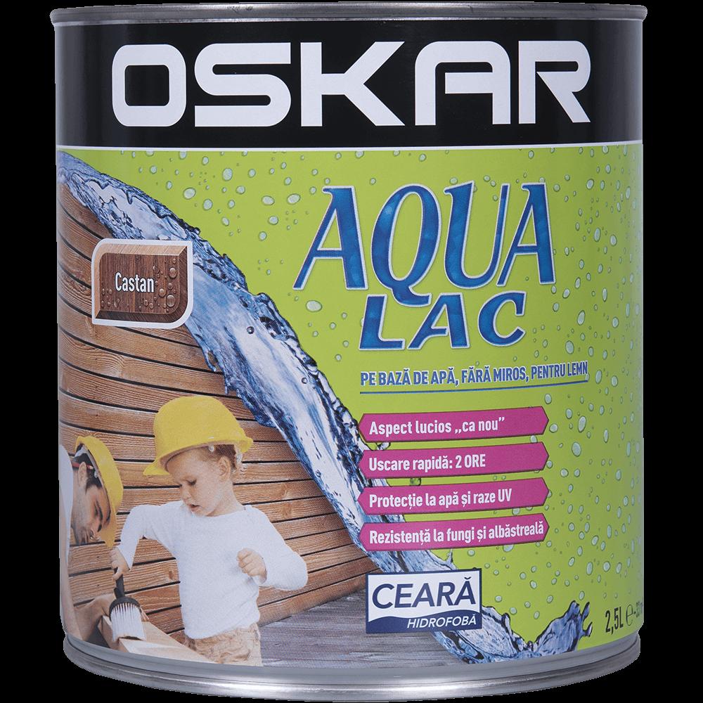 Lac Oskar Aqua castan 2,5 L mathaus 2021