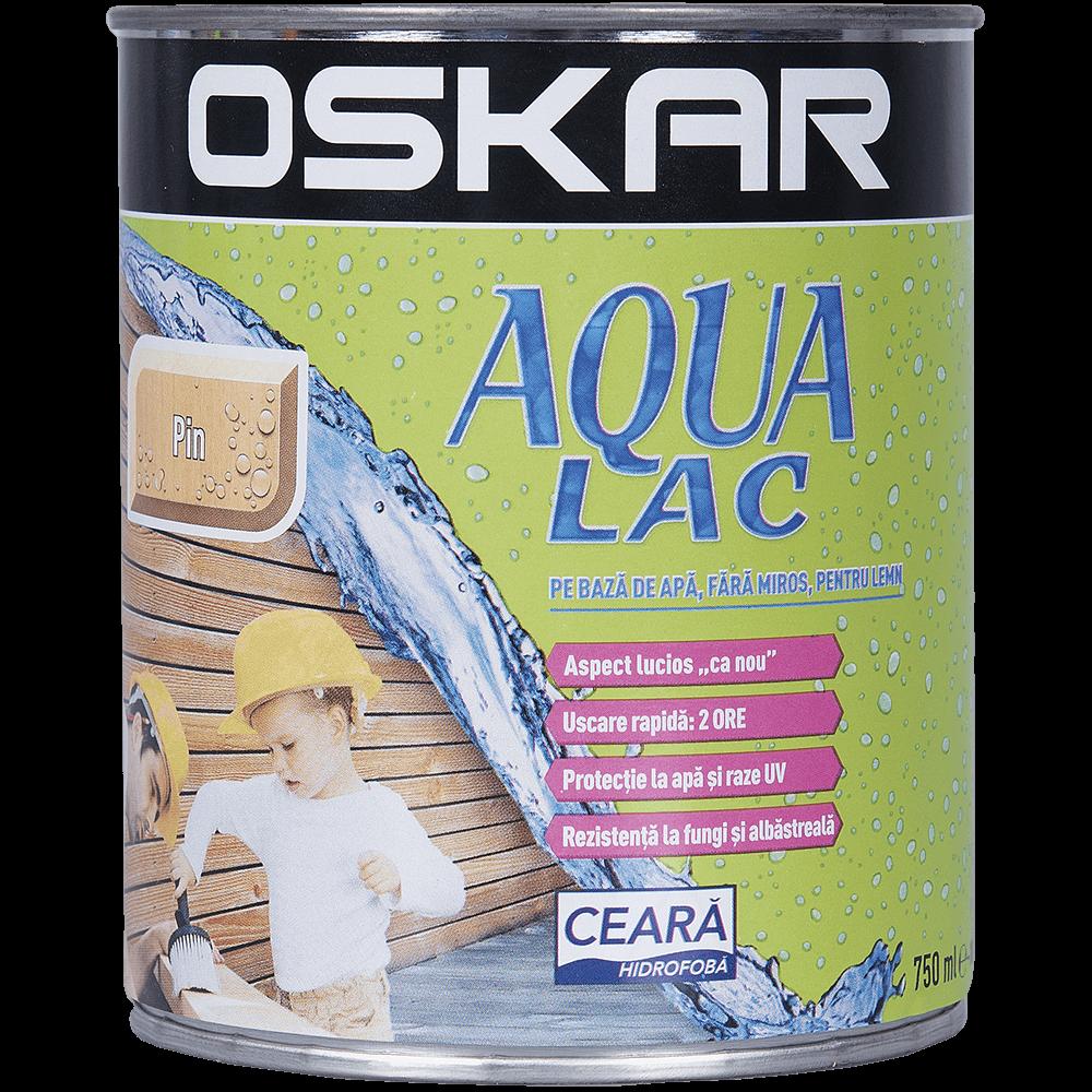 Lac Oskar Aqua pin 0,75 L imagine MatHaus.ro
