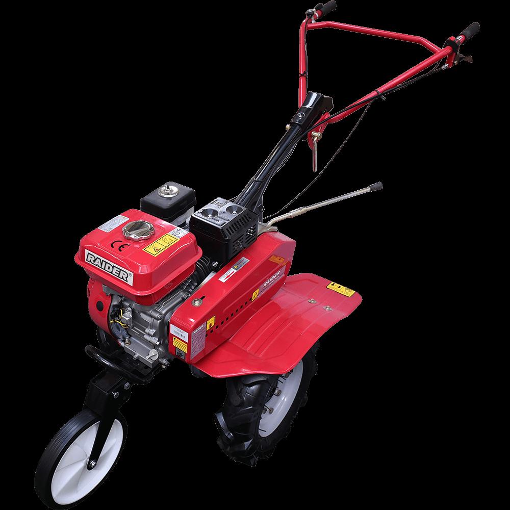 Motocultor pe benzina Raider RD-T04, 7 CP, latime de lucru 100 cm, 2500 rpm mathaus 2021