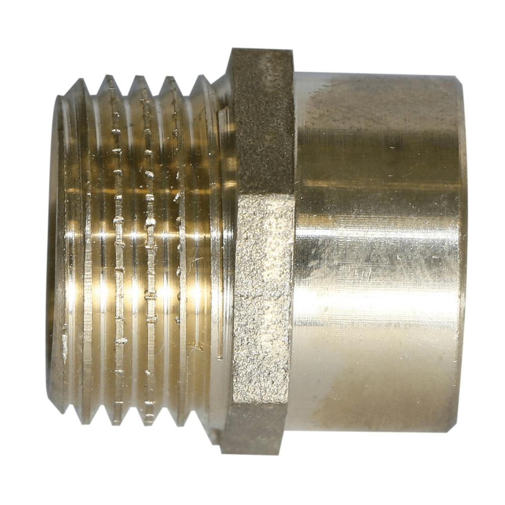 Mufa CXFE Ferro, bronz, 35 x 1 1/4