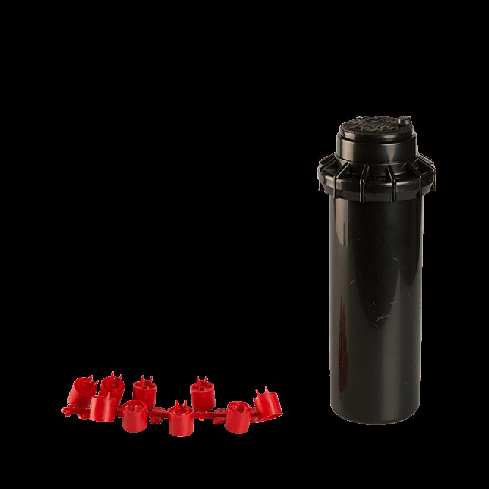 Aspersor rotativ, 3/4, ridicare 10 cm, plastic