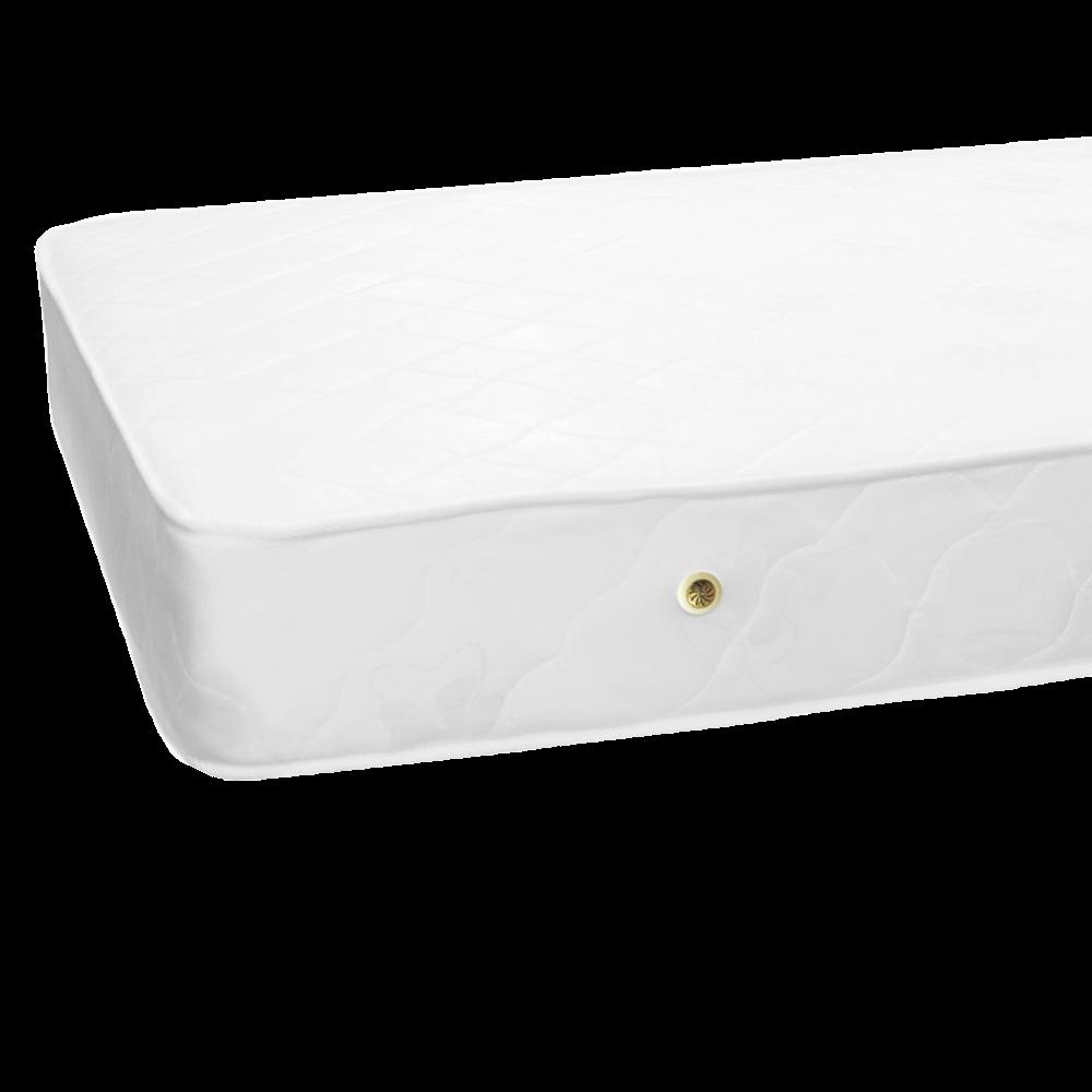 Saltea pat ortopedica Nico Socub Premium, arcuri + spuma poliuretanica, 120 x 200 x 20 cm
